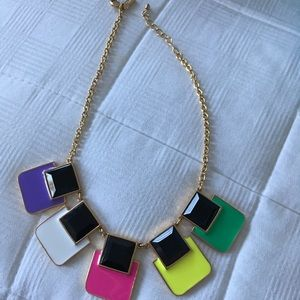 Kate spade statement necklace nwot